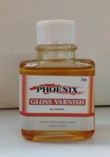 Phoenix Gloss olie 75ml