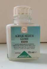 Talens Acrylmedium gloss 75ml